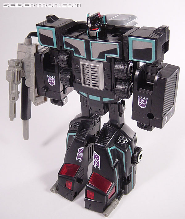 Transformers Robots In Disguise Scourge (Black Convoy) (Image #71 of 102)