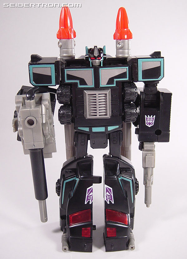 Transformers Robots In Disguise Scourge (Black Convoy) (Image #76 of 102)