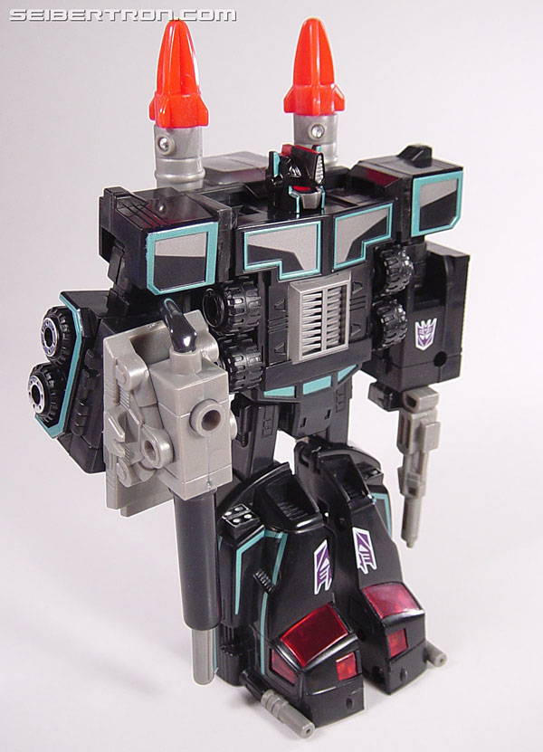 Transformers Robots In Disguise Scourge (Black Convoy) (Image #77 of 102)