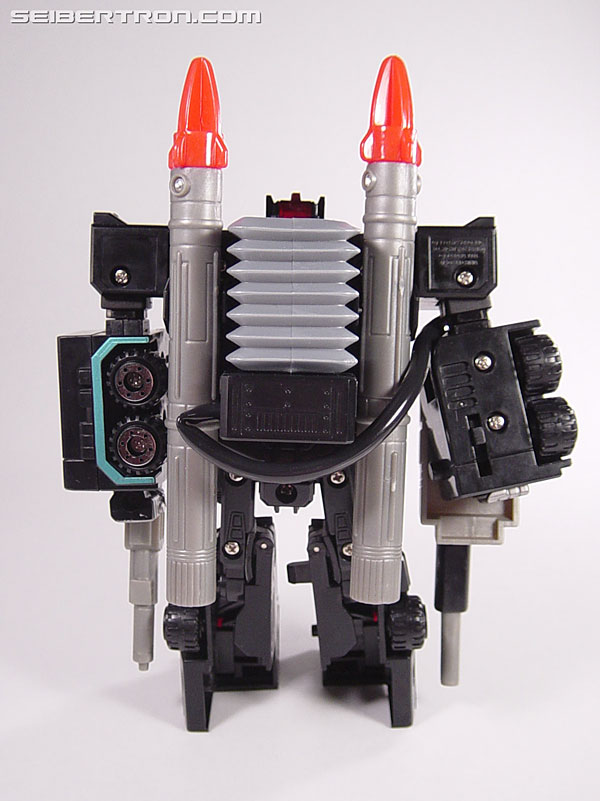 Transformers Robots In Disguise Scourge (Black Convoy) (Image #80 of 102)