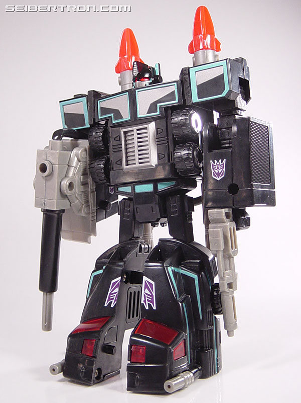 Transformers Robots In Disguise Scourge (Black Convoy) (Image #83 of 102)