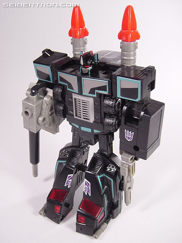 Transformers Robots In Disguise Scourge (Black Convoy) (Image #84 of 102)