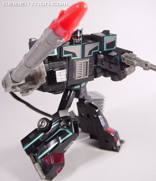 Transformers Robots In Disguise Scourge (Black Convoy) (Image #85 of 102)