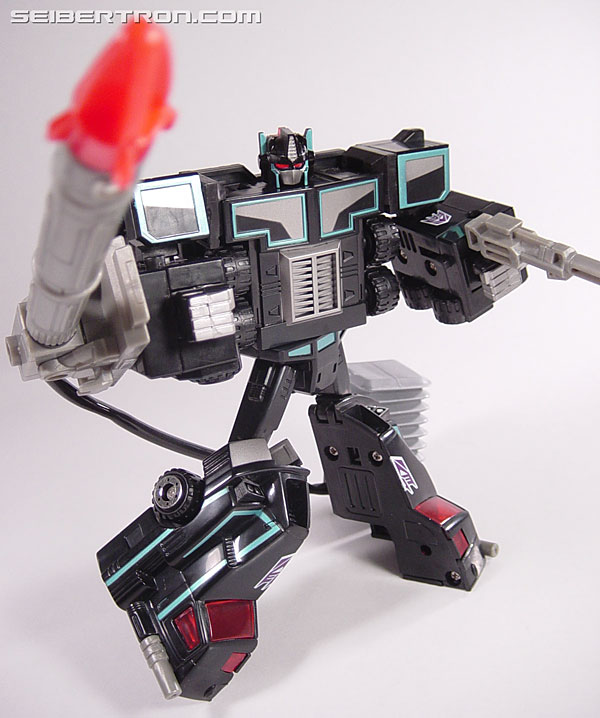 Transformers Robots In Disguise Scourge (Black Convoy) (Image #86 of 102)