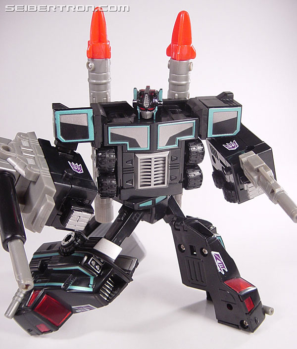 Transformers Robots In Disguise Scourge (Black Convoy) (Image #88 of 102)
