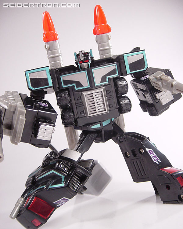 Transformers Robots In Disguise Scourge (Black Convoy) (Image #89 of 102)