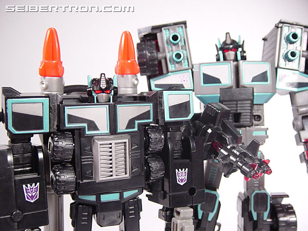 Transformers Robots In Disguise Scourge (Black Convoy) (Image #95 of 102)