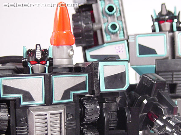 Transformers Robots In Disguise Scourge (Black Convoy) (Image #96 of 102)