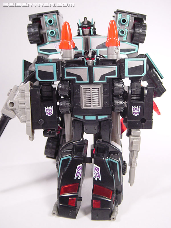 Transformers Robots In Disguise Scourge (Black Convoy) (Image #97 of 102)