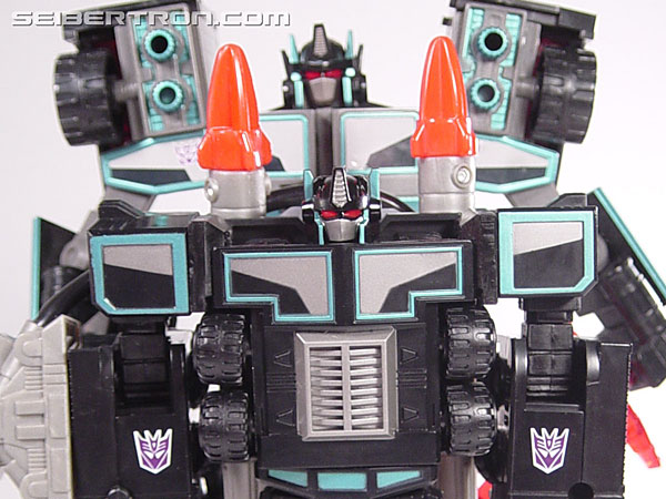Transformers Robots In Disguise Scourge (Black Convoy) (Image #98 of 102)