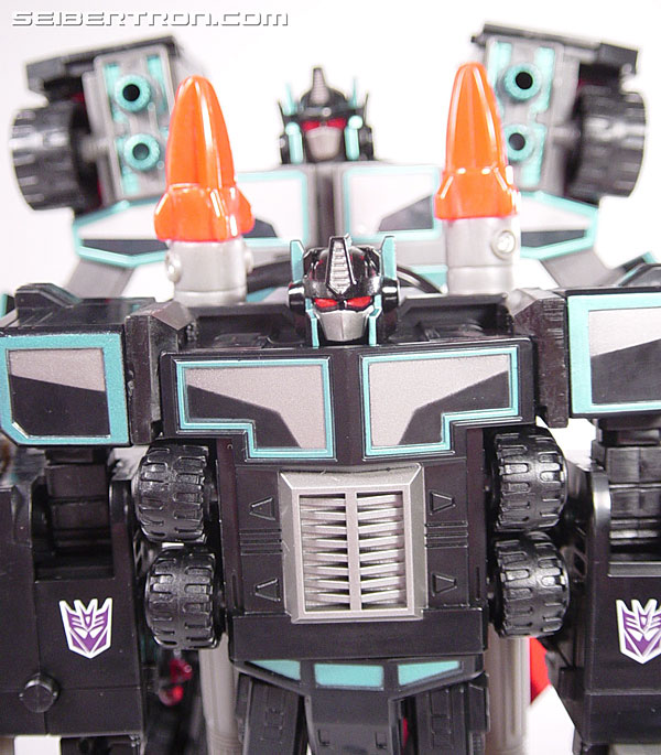 Transformers Robots In Disguise Scourge (Black Convoy) (Image #99 of 102)