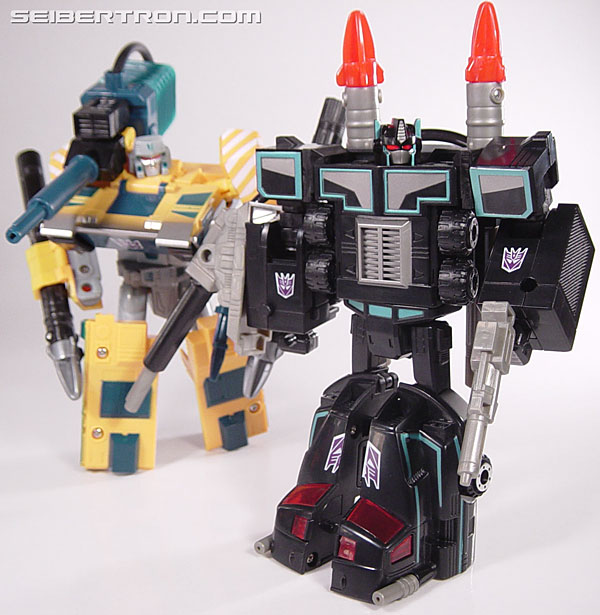 Transformers Robots In Disguise Scourge (Black Convoy) (Image #100 of 102)