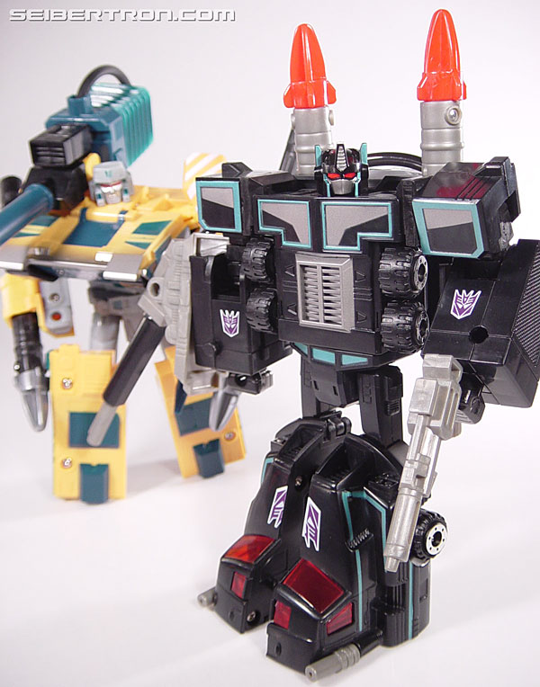 Transformers Robots In Disguise Scourge (Black Convoy) (Image #101 of 102)