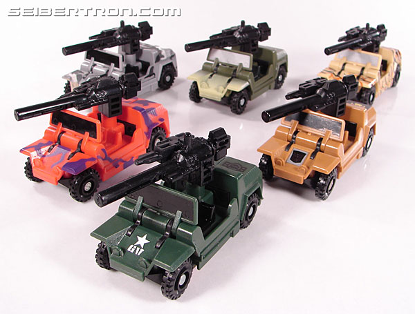 Transformers Robots In Disguise Rollbar (Greenjeeper) (Image #40 of 76)