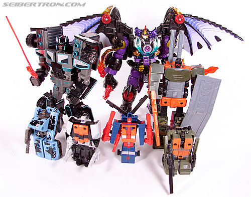 Transformers Robots In Disguise Mega-Octane (Dolrailer) (Image #79 of 85)