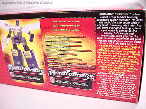 Transformers Robots In Disguise Midnight Express (J-4) (Image #8 of 61)