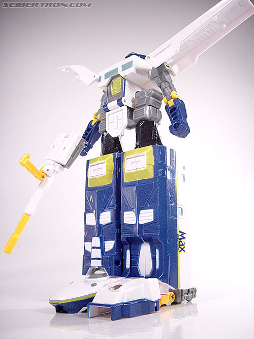 Transformers Robots In Disguise Midnight Express (J-4) (Image #45 of 61)