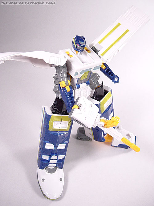 Transformers Robots In Disguise Midnight Express (J-4) (Image #55 of 61)