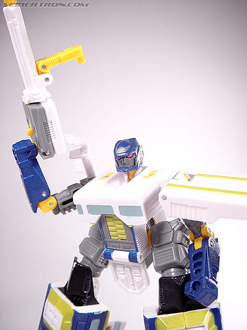 Transformers Robots In Disguise Midnight Express (J-4) (Image #58 of 61)