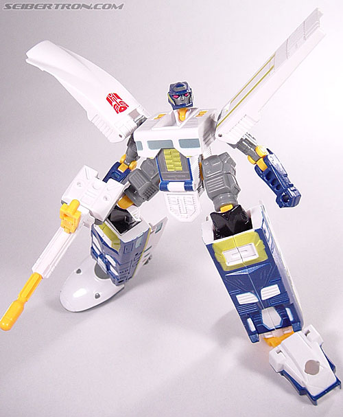 Transformers Robots In Disguise Midnight Express (J-4) (Image #60 of 61)