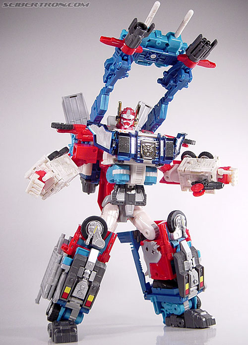 Transformers News: Takara Tomy Transformers Encore God Fire Convoy (RID Omega Prime)