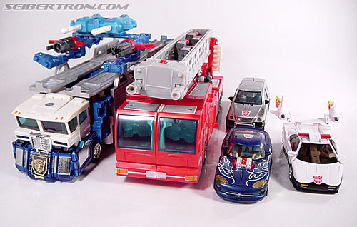 Transformers Robots In Disguise Optimus Prime (Fire Convoy) (Image #3 of 138)