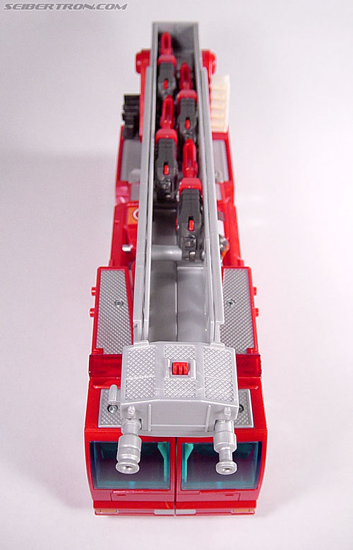 Transformers Robots In Disguise Optimus Prime (Fire Convoy) (Image #4 of 138)