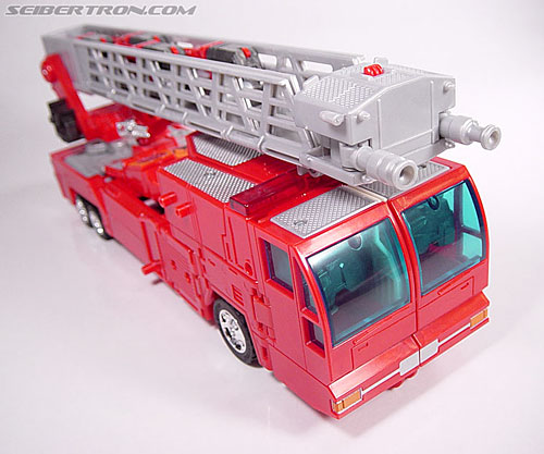 Transformers Robots In Disguise Optimus Prime (Fire Convoy) (Image #7 of 138)