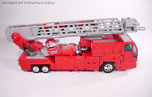 Transformers Robots In Disguise Optimus Prime (Fire Convoy) (Image #8 of 138)