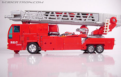 Transformers Robots In Disguise Optimus Prime (Fire Convoy) (Image #13 of 138)