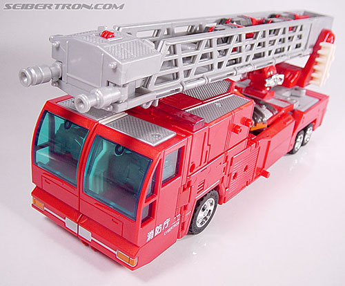 Transformers Robots In Disguise Optimus Prime (Fire Convoy) (Image #15 of 138)