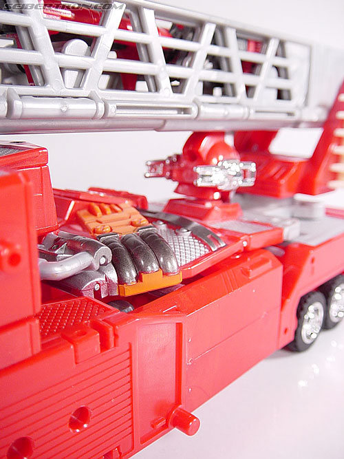 Transformers Robots In Disguise Optimus Prime (Fire Convoy) (Image #16 of 138)