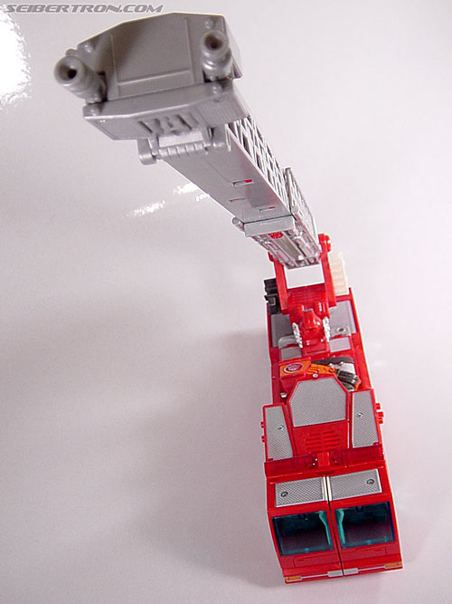 Transformers Robots In Disguise Optimus Prime (Fire Convoy) (Image #21 of 138)
