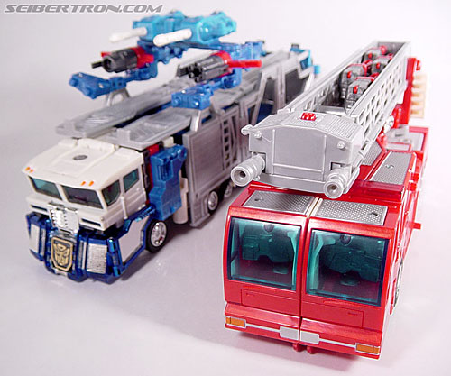 Transformers Robots In Disguise Optimus Prime (Fire Convoy) (Image #23 of 138)
