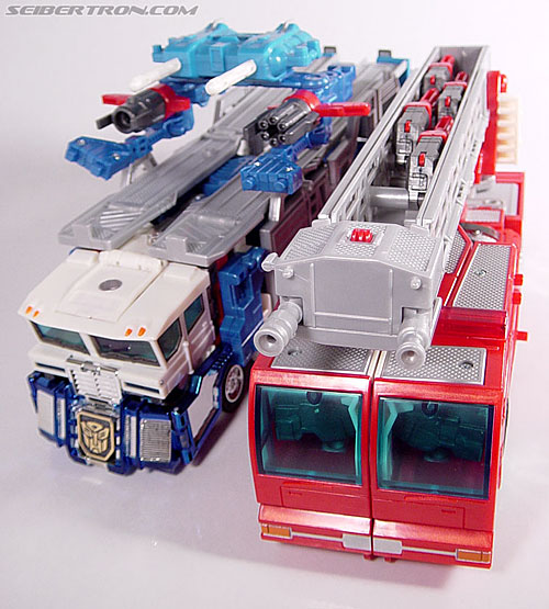 Transformers Robots In Disguise Optimus Prime (Fire Convoy) (Image #24 of 138)
