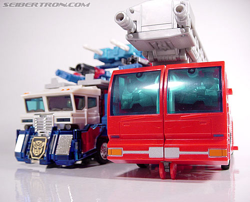 Transformers Robots In Disguise Optimus Prime (Fire Convoy) (Image #25 of 138)