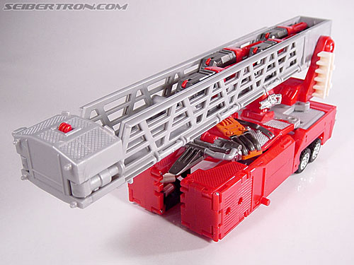 Transformers Robots In Disguise Optimus Prime (Fire Convoy) (Image #26 of 138)