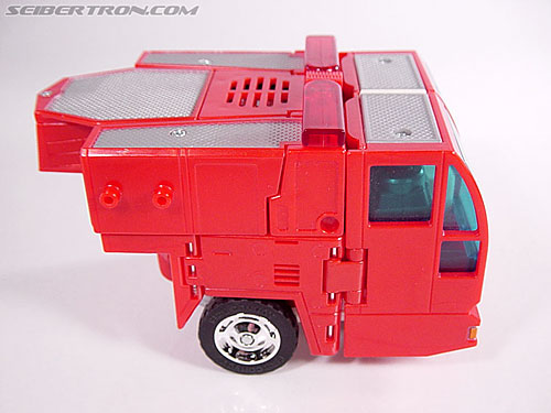 Transformers Robots In Disguise Optimus Prime (Fire Convoy) (Image #29 of 138)