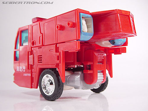 Transformers Robots In Disguise Optimus Prime (Fire Convoy) (Image #33 of 138)