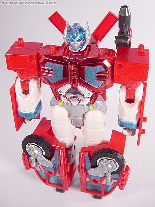 Transformers Robots In Disguise Optimus Prime (Fire Convoy) (Image #39 of 138)