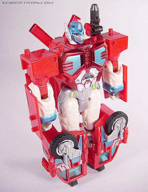 Transformers Robots In Disguise Optimus Prime (Fire Convoy) (Image #42 of 138)