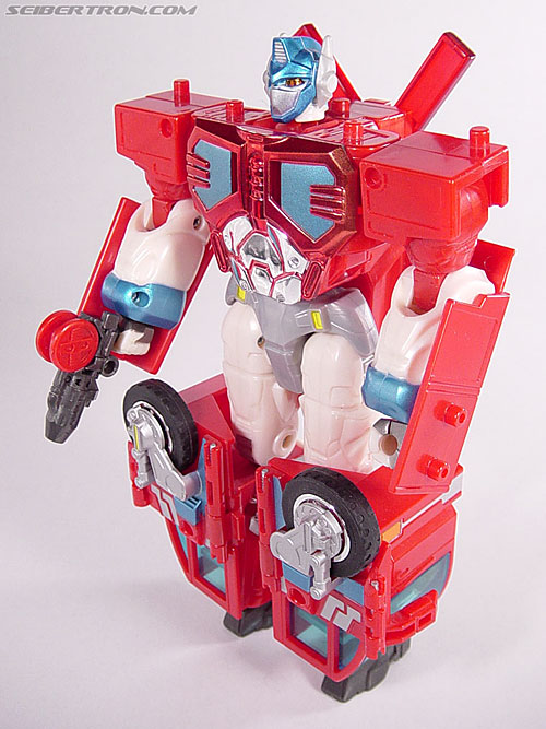 Transformers Robots In Disguise Optimus Prime (Fire Convoy) (Image #51 of 138)