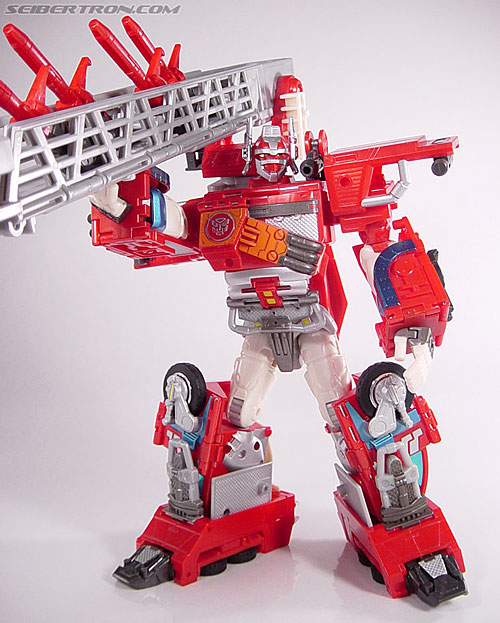 Transformers News: Top 5 Best Firetruck Transformers Toys