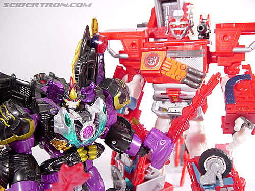Transformers Robots In Disguise Optimus Prime (Fire Convoy) (Image #132 of 138)