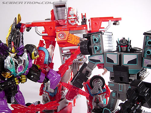 Transformers Robots In Disguise Optimus Prime (Fire Convoy) (Image #134 of 138)