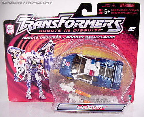 Transformers Robots In Disguise Prowl (Mach Alert) (Image #1 of 55)