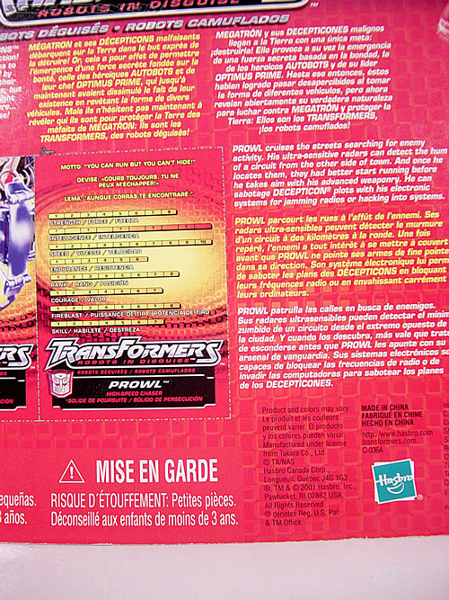 Transformers Robots In Disguise Prowl (Mach Alert) (Image #6 of 55)