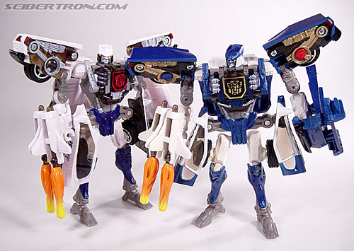 Transformers News: Top 5 Best Prowl Transformers Toys
