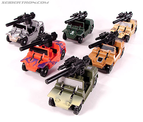 Transformers Robots In Disguise Rollbar (Greenjeeper) (Image #27 of 64)