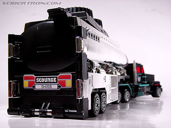 Transformers Robots In Disguise Scourge (Black Convoy) (Image #10 of 67)